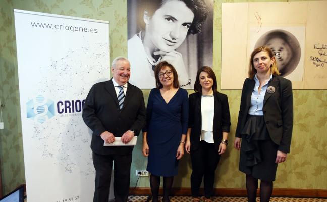 Nace el primer laboratorio privado de conservación de ADN de Asturias