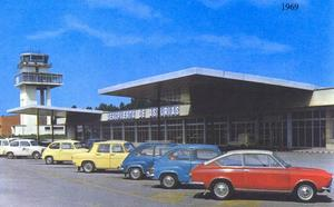 El aeropuerto de Asturias cumple 50 años con 3.855 viajeros y 35 vuelos cada día