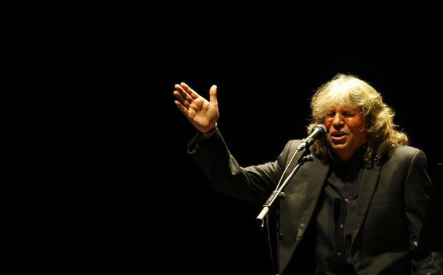 José Mercé actuará el 12 de mayo en el Palacio Valdés