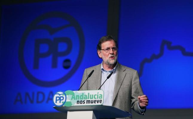 Rajoy insiste en que las pensiones «subirán lo que podamos»