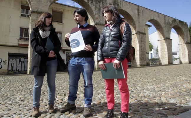 La Escuela de Sostenibilidad organiza la Ruta del Agua por Oviedo
