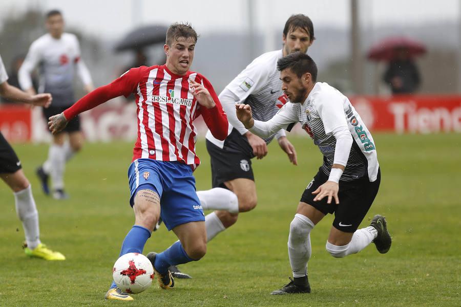 Sporting B - Burgos