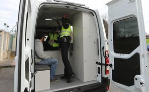 La policía intervino 36 armas y efectuó 260 detenciones