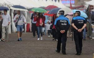Gijón y Avilés quieren policías más altos