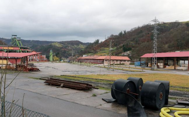 Hunosa centralizará en el Pozo Sotón sus servicios del área de postminería