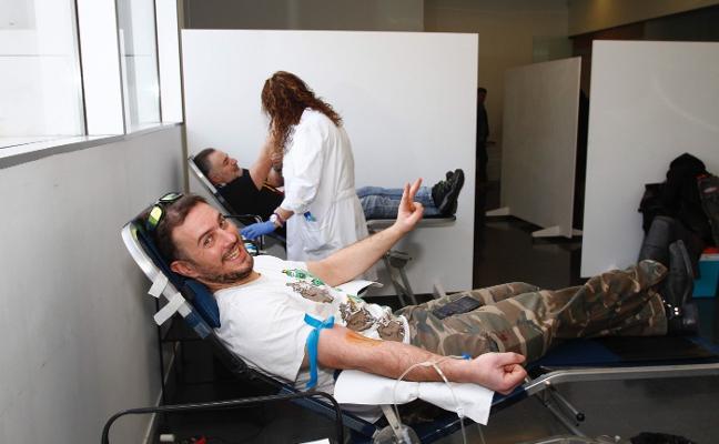 El Maratón de Sangre pierde donantes y cierra con 206 bolsas