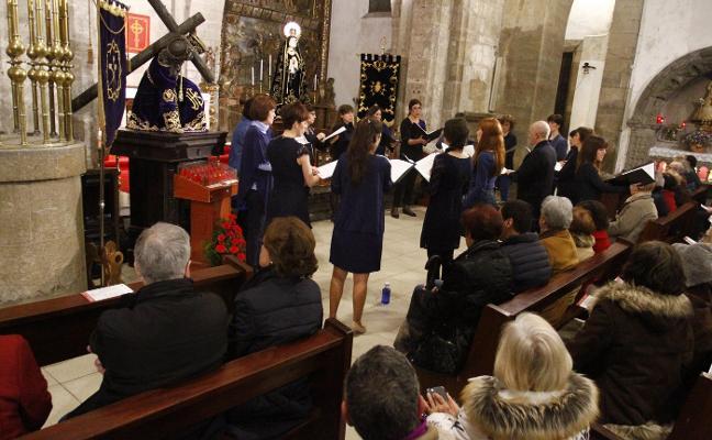 La música religiosa toma San Nicolás