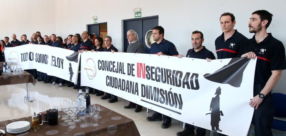 Los bomberos se manifestarán el martes 3 de abril