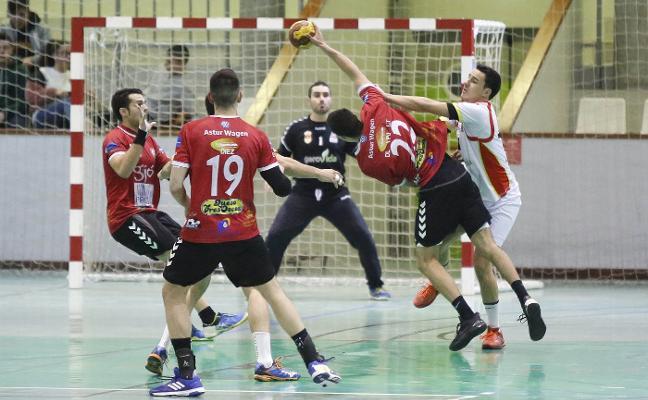 Quinta victoria seguida del Procoaf Gijón