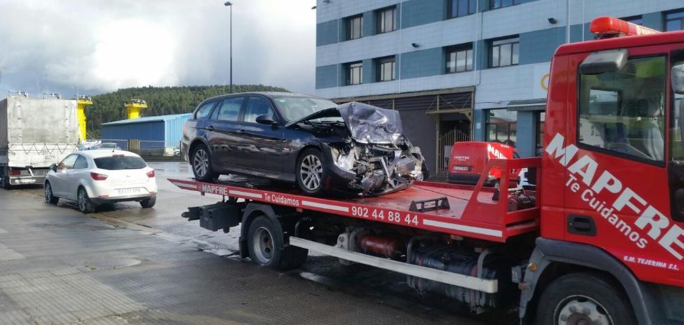 Un accidente múltiple en la Variante se salda con tres heridos y desvíos de tráfico