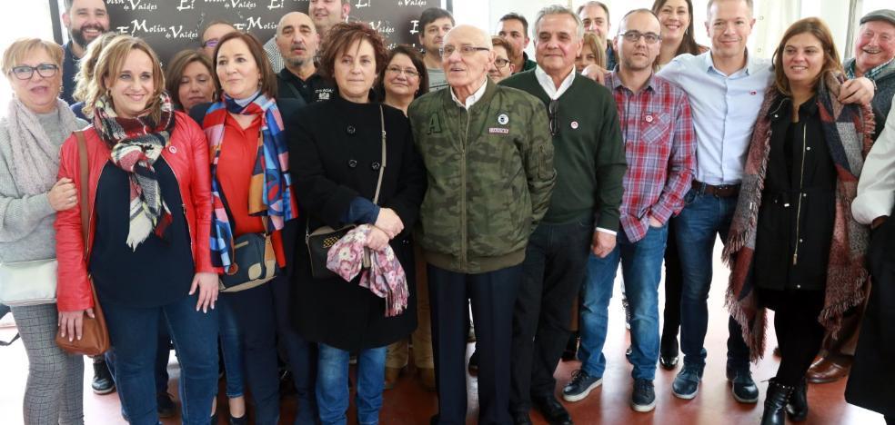 «El PSOE vivió tiempos más difíciles que los actuales»