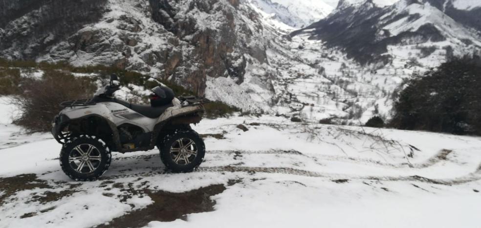 El aire siberiano hará bajar las temperaturas y volverán las nevadas