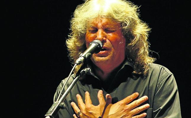 José Mercé presenta su último disco el 12 de mayo en el Teatro Palacio Valdés