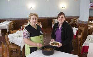 Aquí sirven los mejores potes asturianos