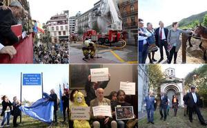 Mil días de gobierno «apasionantes»