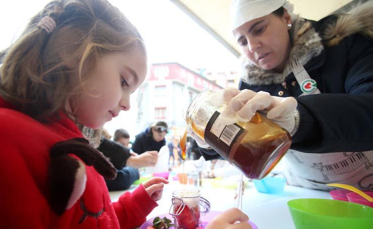 Gascona celebra la Feria de Quesos Artesanos