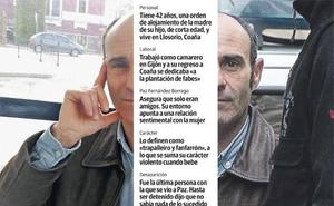 Las dos caras de 'Teicellos', el hombre acusado de matar a Paz Fernández Borrego