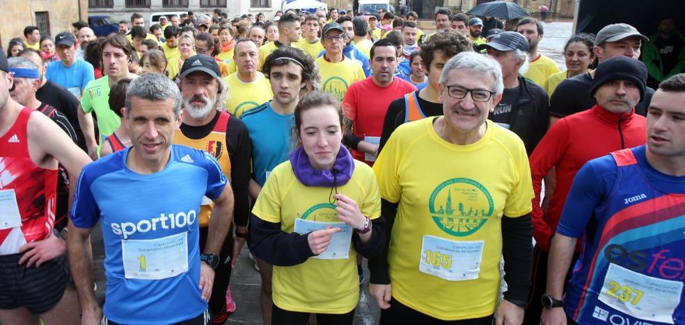 Cinco kilómetros contra el hambre
