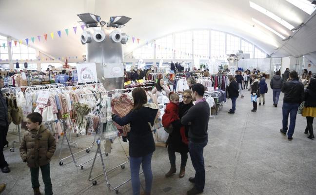4.000 visitantes acuden al 'Happy Weekend' de la Pola