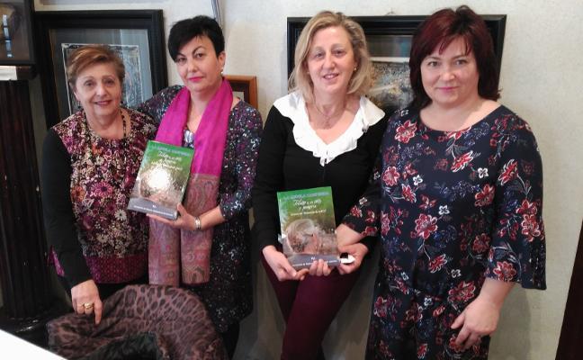 El libro que recoge la historia de 27 mujeres campesinas se presenta en Luarca
