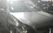 Buscan a un conductor que se da a la fuga tras provocar un accidente en los túneles de Villa, en Riaño