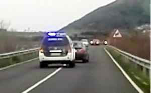 Un conductor, a punto de estrellarse en Santoña por una hipoglucemia severa