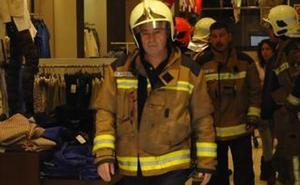 La jueza achaca la muerte del bombero Eloy Palacio a una «imprudencia temeraria»