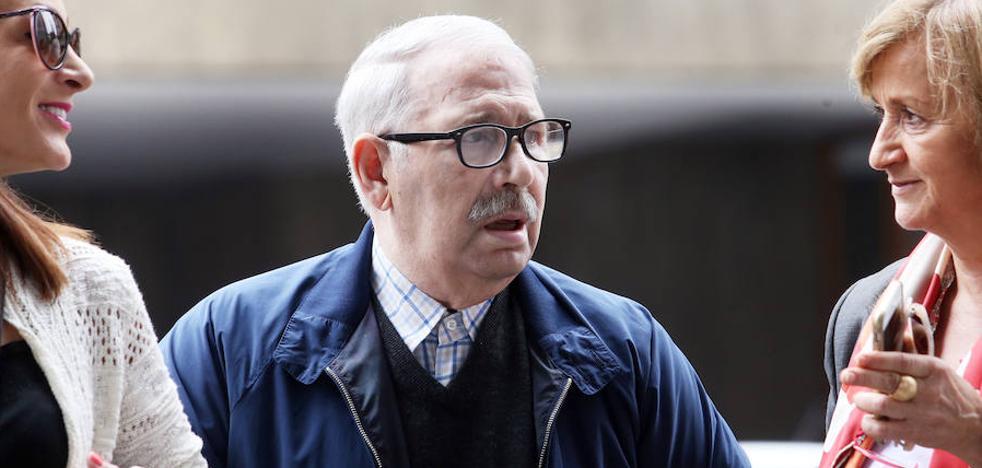 El juicio contra José Ángel Fernández Villa comenzará el 27 de junio