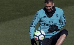 Benzema rechaza hacer las paces con Valbuena