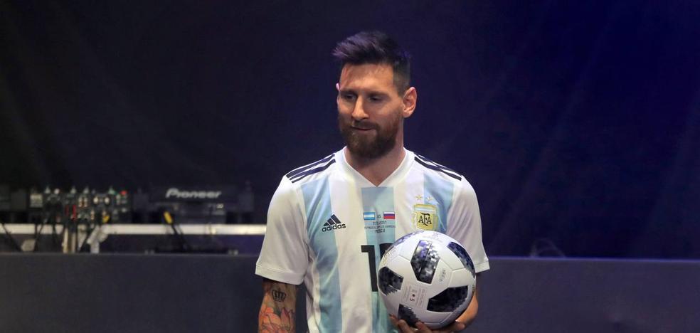 Messi: «Si no ganamos el Mundial pedirán que no volvamos a la selección»
