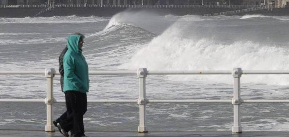 Alerta por nevadas y fuertes vientos en las próximas horas en la mitad norte de la Península y Baleares