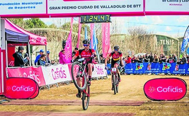 El MMR copa los podios en Valladolid