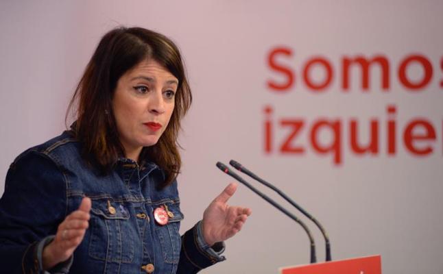 Adriana Lastra afirma que en la Escuela de Gobierno «estuvo quien quiso estar»