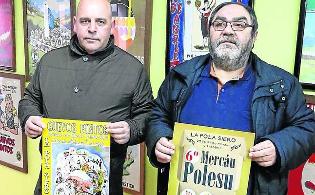 La semana de Güevos Pintos se amplía por primera vez a Intu Asturias