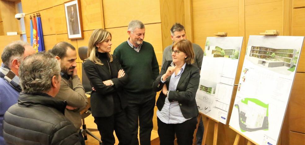 La residencia pública de Lugones ofertará 120 plazas a partir de 2020
