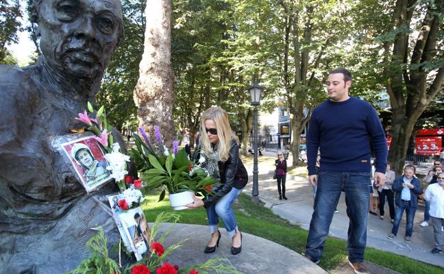 «Vamos a seguir luchando hasta que haya justicia», dice la viuda de Eloy Palacio