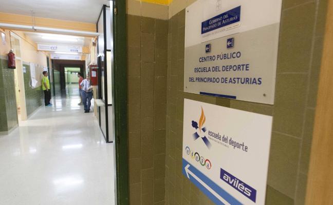 La Escuela del Deporte de Avilés estrenará sede en 2019