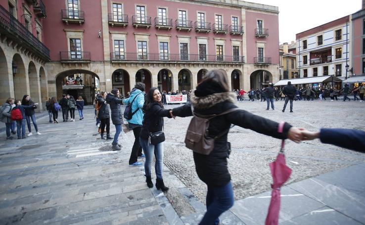 Gijón, unido contra el racismo