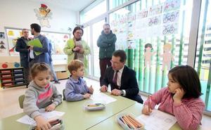 El Principado culmina la ampliación del colegio de La Corredoria