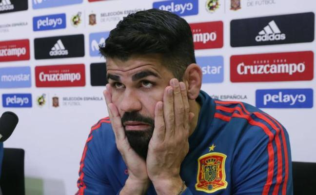 Diego Costa: «Griezmann me llamaba para que fuera al Atlético y ahora no me puede dejar solo»