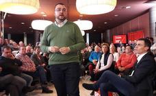 Pedro Sánchez: «Si alguien representa el futuro y la esperanza para Asturias a partir de mayo de 2019 es Adrián Barbón»