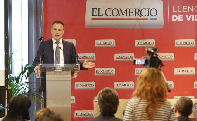Alberto Hernández: «Cada día hay hasta 50.000 redes comprometidas en España»