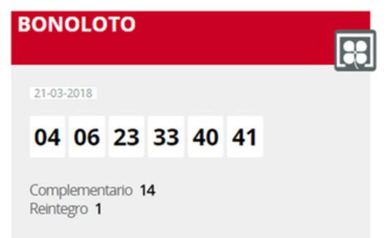 La BonoLoto deja un premio de 163.000 euros en Oviedo