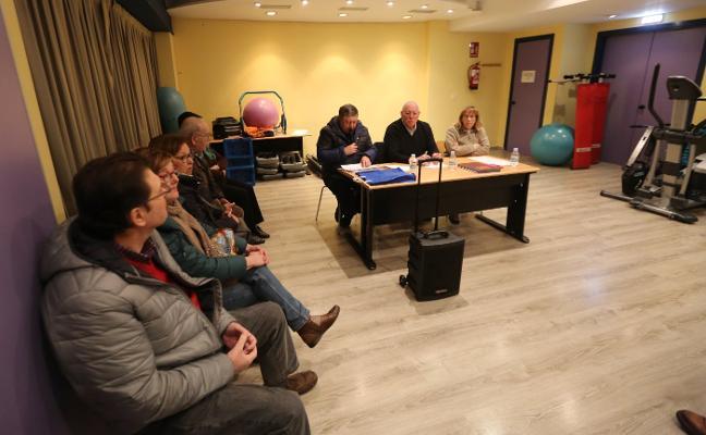 El Hórreo fija para septiembre el proceso electoral a la presidencia
