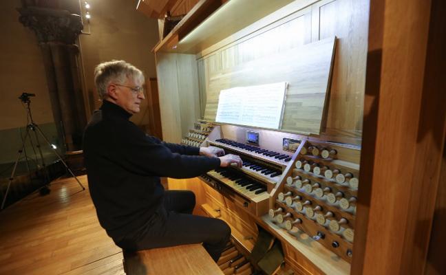 Concierto del organista Mas I Bonet