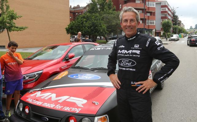 Daniel Alonso disputará junto a Cándido Carrera el Campeonato de Europa