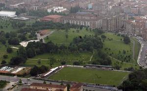 El Ceares rechaza ubicar el campo de fútbol femenino en Los Pericones