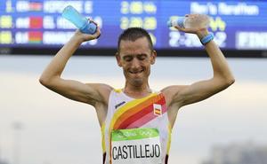 Un error garrafal de la Federación deja sin Mundial a Castillejo