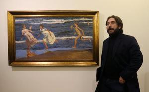 «El Bellas Artes me enseñó a mirar»