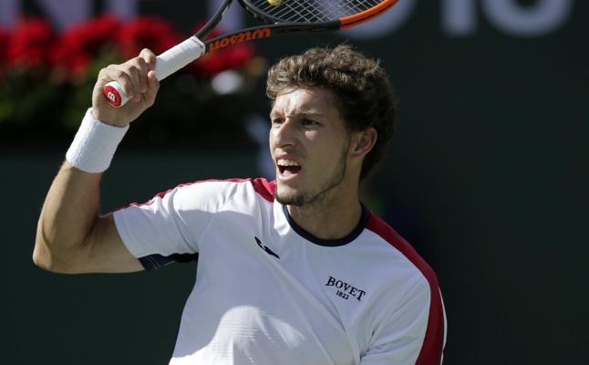 Pablo Carreño: «Cuando Federer y Nadal ya no estén, debo estar preparado para tomar el relevo»